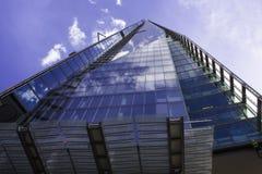 Современная башня офиса Стоковое Изображение RF