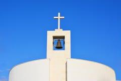 Современная башня церков Стоковые Изображения