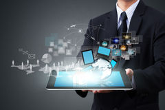 Современная беспроводная технология и социальные средства массовой информации