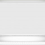 Современная белая предпосылка дизайна Стоковые Фотографии RF