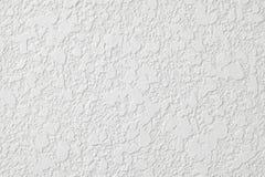 Современная белая текстура стены используя как предпосылку Стоковые Изображения