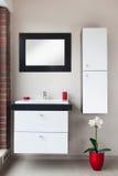 Современная ванная комната Стоковое Фото