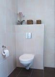 Современная ванная комната Стоковая Фотография