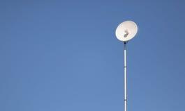 Современная внешняя антенна wifi установленная isp Стоковое Изображение