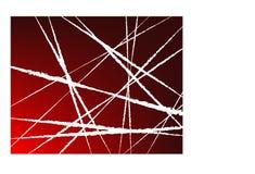 Современная геометрическая предпосылка с линиями бесплатная иллюстрация