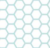 Современная геометрическая шестиугольная предпосылка PA вектора абстрактное простое бесплатная иллюстрация