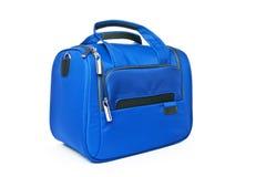 Современная голубая сумка Стоковое фото RF
