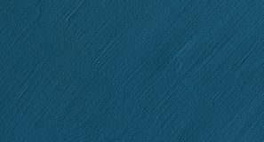 Современная декоративная текстура стены гипсолита сини военно-морского флота стоковые фото