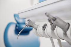 Современная зубоврачебная комната Стоковая Фотография RF