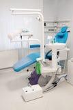 Современная зубоврачебная комната Стоковые Фото
