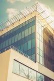 Современная и новая организация бизнеса Высокое здание, башня дела Стоковая Фотография RF