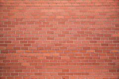 Современная кирпичная стена, красная кирпичная стена или коричневое textur кирпичной стены Стоковые Изображения