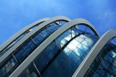 Современная крыша Стоковая Фотография