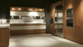 Современная кухня Стоковая Фотография