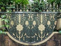 Современная классическая стена сплава дизайна Стоковые Фотографии RF