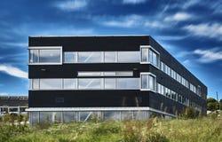 Современная норвежская архитектура Стоковые Изображения RF