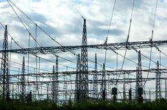 Современная панорама Стоковое фото RF