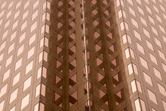 Современная предпосылка небоскреба architucture Стоковые Изображения