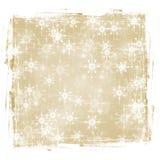 Современная простая minimalistic рождественская открытка иллюстрация вектора