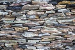 Современная стена текстуры кирпича абстрактная предпосылка Стоковая Фотография RF