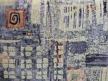 Современная текстура ткани Стоковые Изображения
