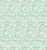 Современная флористическая безшовная картина для вашего дизайна вектор Справочная информация Стоковые Изображения RF