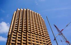 Современное здание на Джорджтауне в Penang, Малайзии Стоковая Фотография