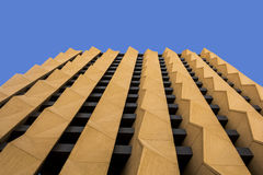 Современное здание дня в Эр-Рияде Стоковая Фотография RF