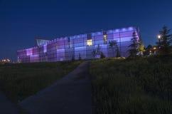 Современное здание Стоковые Фото