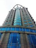 Современное коммерчески здание, корпоративное здание Стоковое Изображение