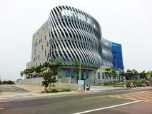 Современное коммерчески здание, корпоративное здание Стоковые Фотографии RF