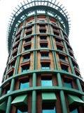 Современное коммерчески здание, корпоративное здание Стоковое фото RF