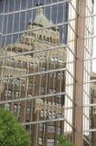 Современное отражение архитектуры Стоковые Фото