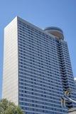 Современное офисное здание в Kansas City Миссури США стоковое изображение rf
