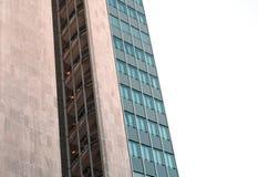 Современное офисное здание с плакированием glas Стоковые Изображения RF