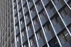 Современное офисное здание с плакированием glas Стоковое Изображение RF