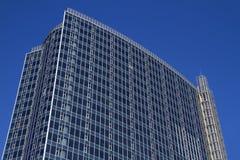 Современное офисное здание Стоковые Изображения