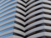 Современное офисное здание Стоковое фото RF