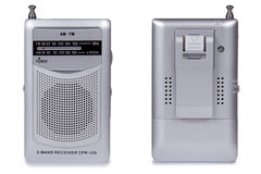 Современное радио Стоковые Фото