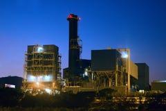 Современное химическое производство стоковое фото rf