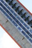 Современные бетон и стекло здания Стоковые Фотографии RF