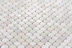 Современные винтажные плитки Стоковое фото RF