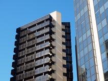 Современные высокие жилые дома подъема Стоковое Изображение