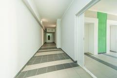 современные двери лифта Стоковое Изображение