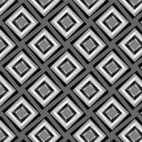 Современные диаманты повторяя картину в сером масштабе бесплатная иллюстрация