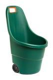 Современные легкие идут пластичная тачка сада Стоковые Фото