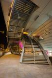 Современные лестницы Стоковое Изображение