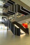 Современные лестницы Стоковое Фото