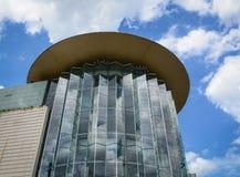 Современные здания в Бангкоке, Таиланде Стоковая Фотография RF