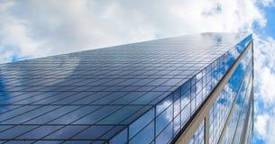 Современные здания корпоративного бизнеса архитектуры Стоковые Фото